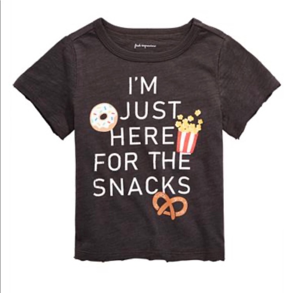 First Impressions Other - FIRST IMPRESSIONS Gray Graphic T-Shirt Size 3T